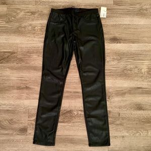 🆕 Juicy Couture Faux Leather Skinny Pants